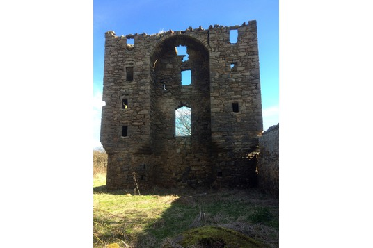 Saltcoats Castle