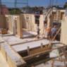 Montage Holzrahmenbauwände