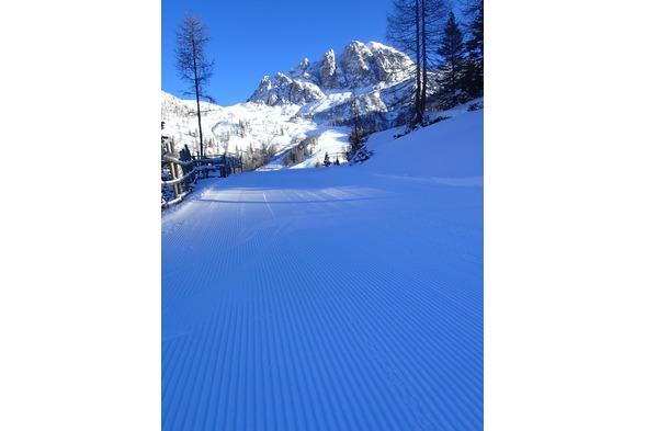 Skifahren Nassfeld, Plattner,Winter7