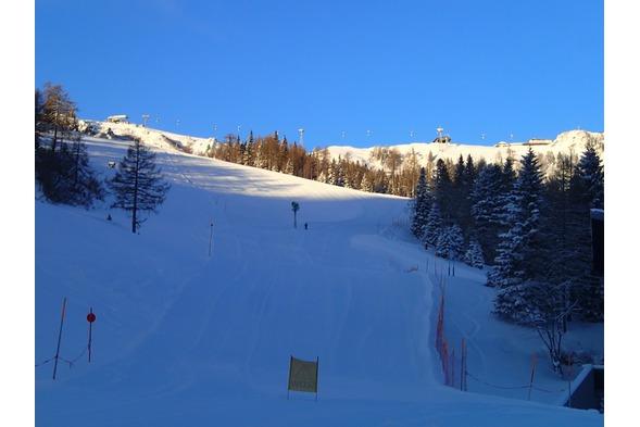 Skifahren Nassfeld, Plattner,Winter3