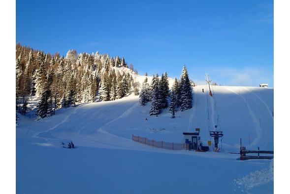 Skifahren Nassfeld, Plattner,Winter5