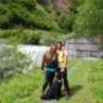 Plattners Alpenhotel, Talwanderung, Fischzucht 2