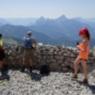 Monte Zermula, Plattner, Nassfeld, Gipfelsieg 6