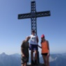 Monte Zermula, Plattner, Nassfeld, Gipfelsieg 2