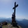 Monte Zermula, Plattner, Nassfeld, Gipfelsieg 8