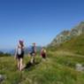 Monte Zermula, Plattner, Nassfeld, Gipfelsieg 1