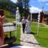 Nassfeld, Hochzeit, Plattner, Feiern, 1