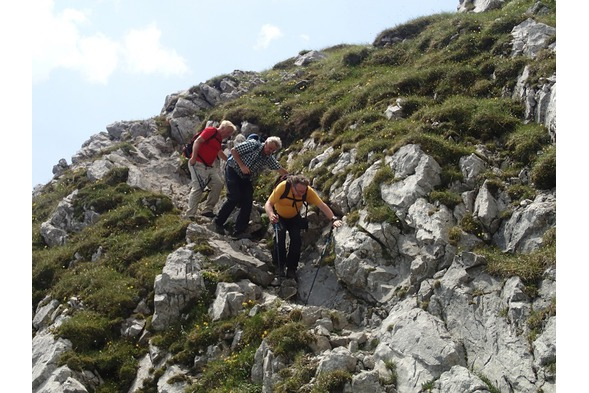zermula, Nassfeld, bergsteigen, Plattner 9