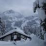 Plattner, Nassfeld, Neuschnee, Ski 2