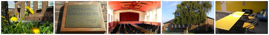 Morton Hall 5-image collage