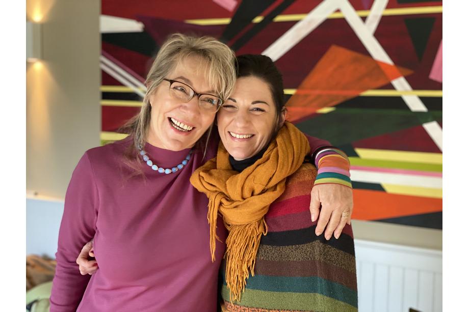 Steffi und Jessica