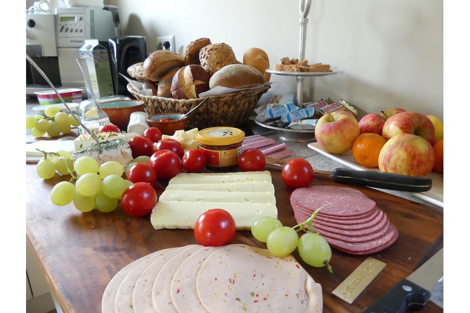 Mittagsbuffet hof Siedental