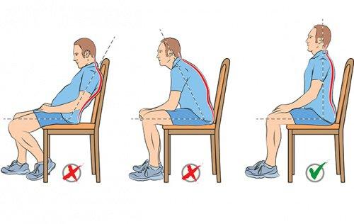 Sentarse bien, fisioterapia malaga, dolores espald