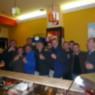 Foto Gruppe in der Bar Cafe Noir