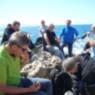 Foto Gruppe am Capo di Milazzo