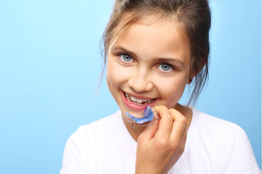 ortodoncia niños aluche