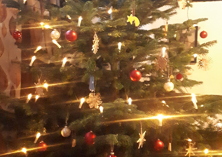 Kirchende Naturland Weihnachten