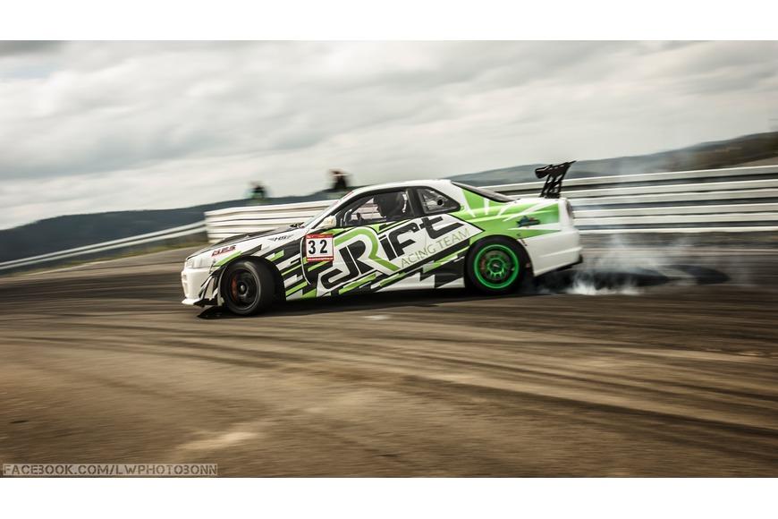 1. Platz Fotowettbewerb Drift Racing Team