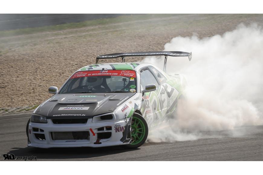 3. Platz fotowettbewerb Drift Racing Team