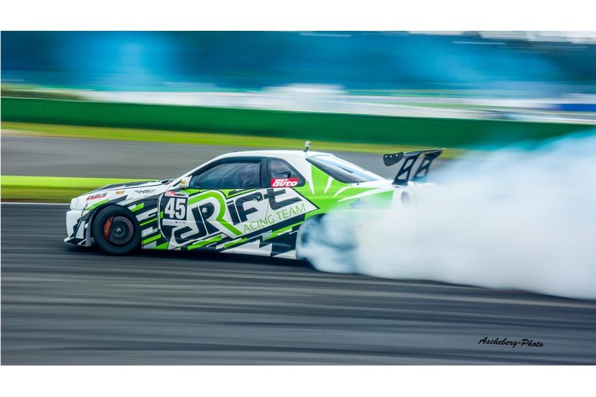 2. Platz Fotowettbewerb Drift Racing Team