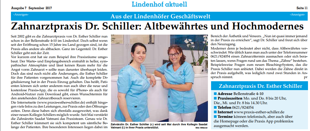 Lindenhof-Aktuell 0709