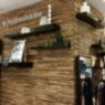 Holz Dekorwand