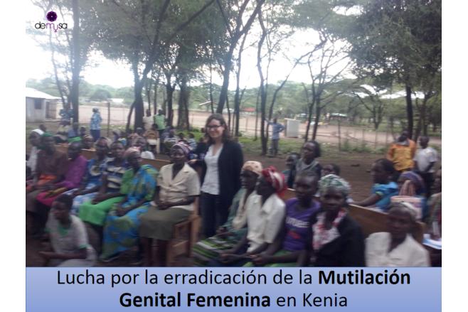 Lucha contra la MGF en Kenia