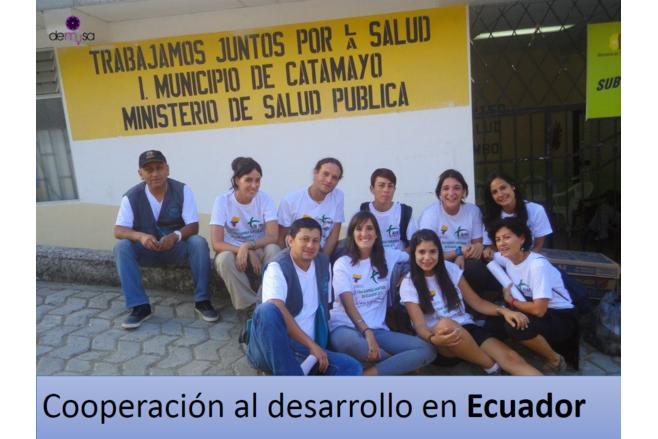 Cooperación al desarrollo en Ecuador