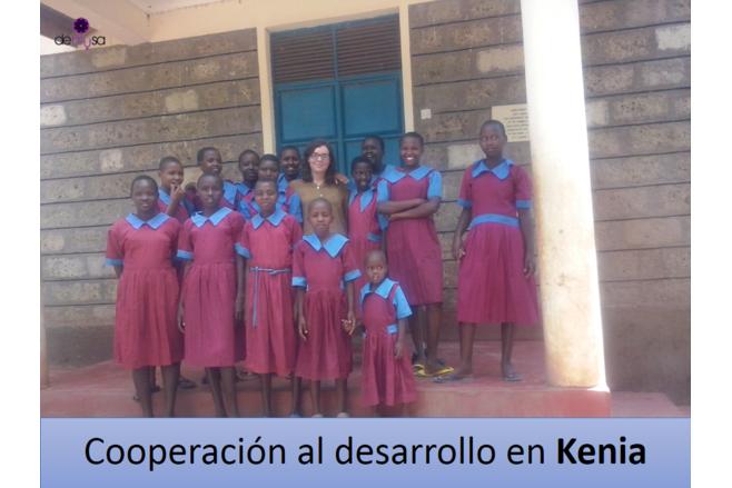 Cooperación al desarrollo en Kenia
