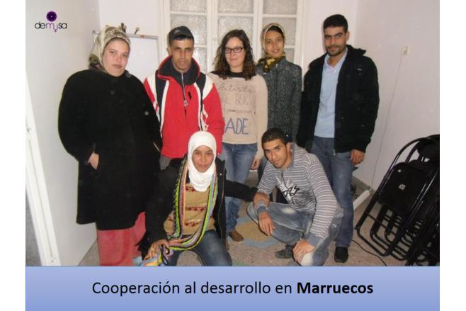 Cooperación al desarrollo en Marruecos