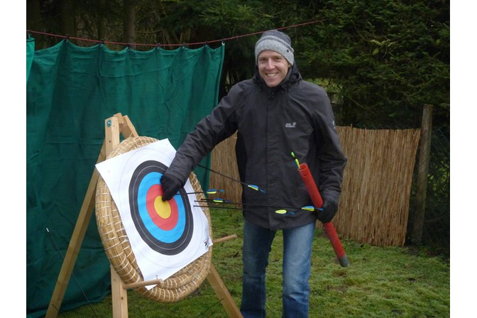 Coaching mit Bogenschießen (Outdoor)