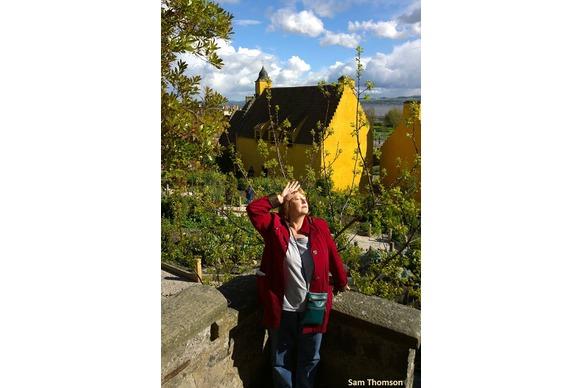 Castle Leoch Herb Garden