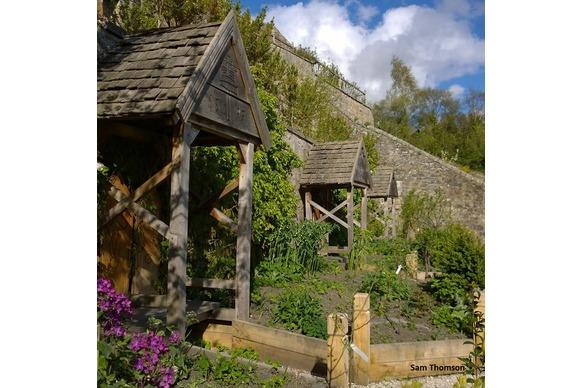 Culross Herb Garden