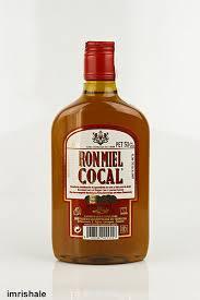 Ron Miel Cocal 500 Cl