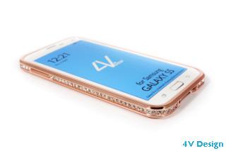 DIAMOND - Samsung Galaxy S5 - colore ORO ROSA
