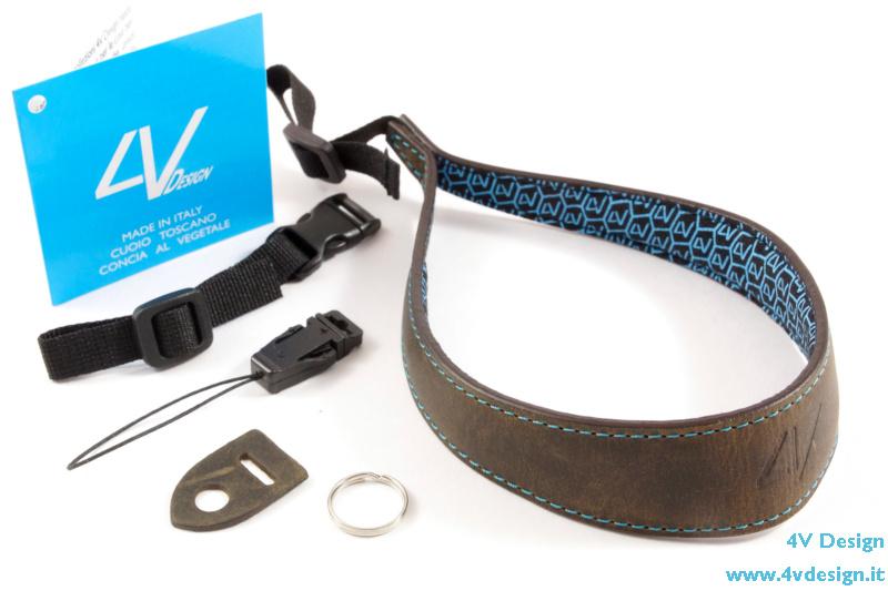 """""""ERGO"""" Large Wrist Strap Kit Green Wash-Cyan   -   49,90 EURO (FREE SHIPPING)"""