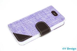 HOLLY - iPhone 5-5s - colore VIOLA - 24,90€ - Spedizione Gratuita