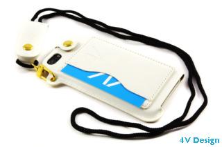 FIESTA - iPhone 5-5s - colore BIANCO - 19,90€ - Spedizione Gratuita