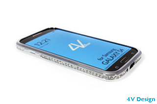 DIAMOND - Samsung Galaxy S4 - colore SILVER