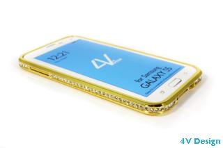 DIAMOND - Samsung Galaxy S5 - colore ORO