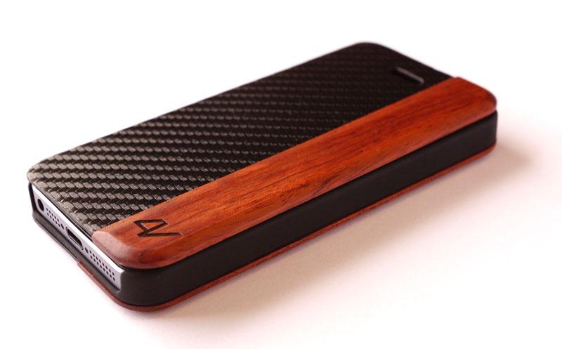 Master - iPhone 5-5s - rosso-nero