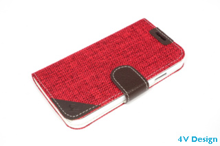 HOLLY - Samsung Galaxy S4 - colore ROSSO
