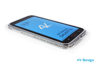 DIAMOND - Samsung Galaxy S5 - colore SILVER