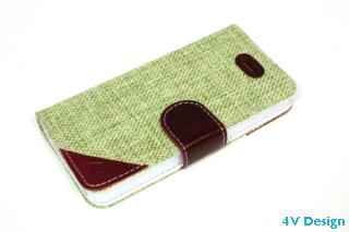 HOLLY - iPhone 5-5s - colore VERDE - 24,90€ - Spedizione Gratuita