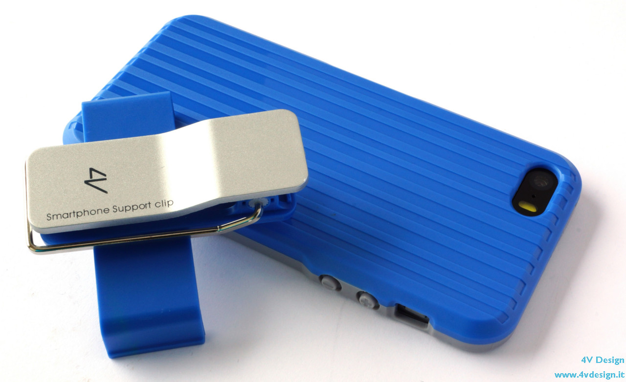 RELAX - iPhone 5-5s - colore BLU