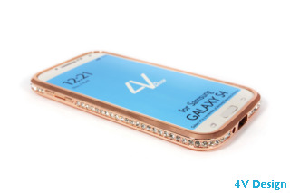 DIAMOND - Samsung Galaxy S4 - colore ORO ROSA