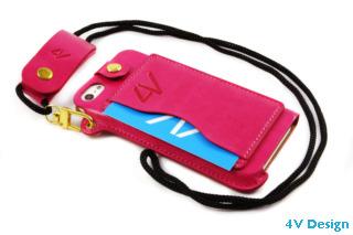 FIESTA - iPhone 5-5s - colore FUCSIA - 19,90€ - Spedizione Gratuita