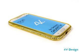 DIAMOND - Samsung Galaxy S4 - colore ORO