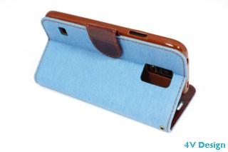 TRENDY JEANS - Samsung Galaxy S5 - colore CHIARO - 24,90€ - Spedizione Gratuita