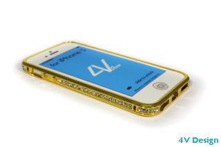 DIAMOND - iPhone 5-5s - colore ORO